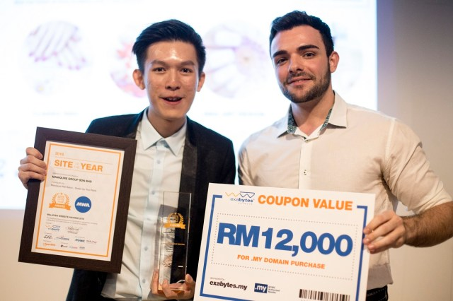 Chin Kwan How - Maniqure Group Sdn Bhd - maniqure.my