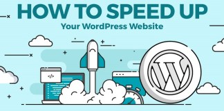 Wordpress site speed up