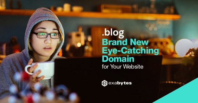 .BLOG - Brand New Eye-Catching Domain for Your Website!
