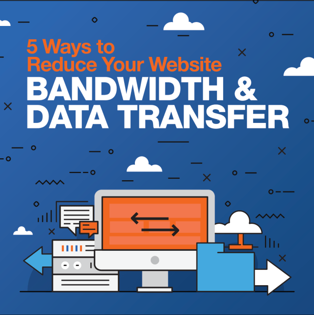 5 ways to reduce your website bandwidth & data transfer