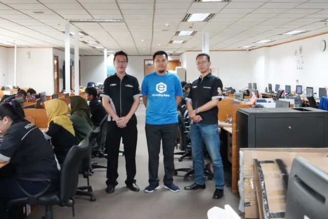 Acquires Indonesia's No. 1 Web Hosting Firm Master Web