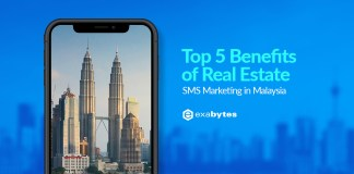 Benefits of Rel Estate SMS Marketing