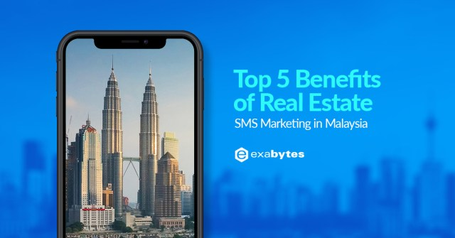 Benefits of Rel Estate SMS Marketing