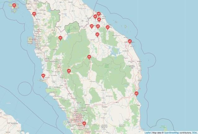 Odamakan-Service-Town-List-Malaysia