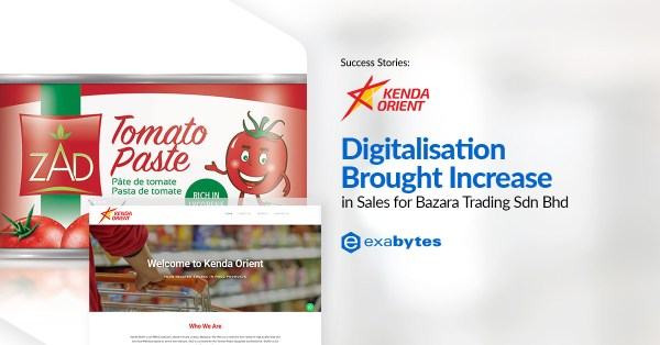 Success Stories: Digitalisation Brought Increase in Sales for Bazara Trading Sdn Bhd