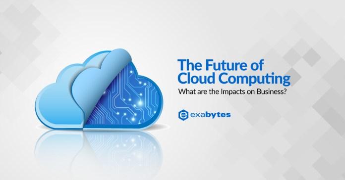 The Future of Cloud Computing