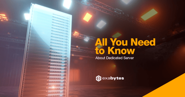 all you need to know about dedicated server