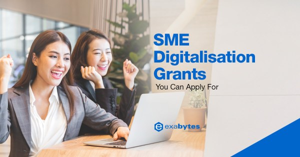 SME Digitalisation Grants You Can Apply For