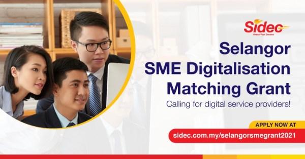 SME Digital Matching Grant