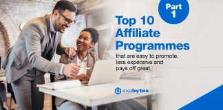 Affiliate Programs that are easy to promote and pays off great