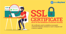 SSL certificate Serve As The Backbone of Internet Security.