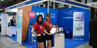 exabytes booth