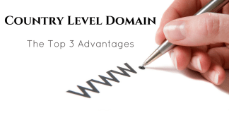 country level domain