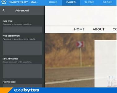 Weebly website builder tutorial