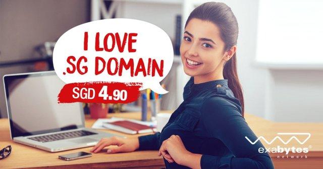 i love sg domain