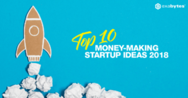 money making startup
