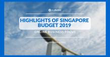 Highlights of Singapore Budget 2019