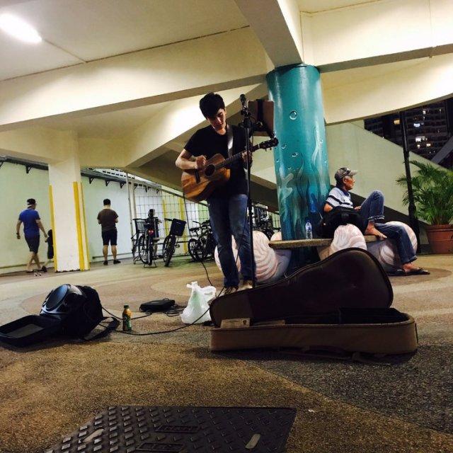 Success Story - Guitar Street - Sheng Li