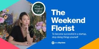 Exabytes Success Story - The Weekend Florist