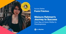 Maizura Rahman's Journey from Stay-at-Home Mother to Mumtrepreneur