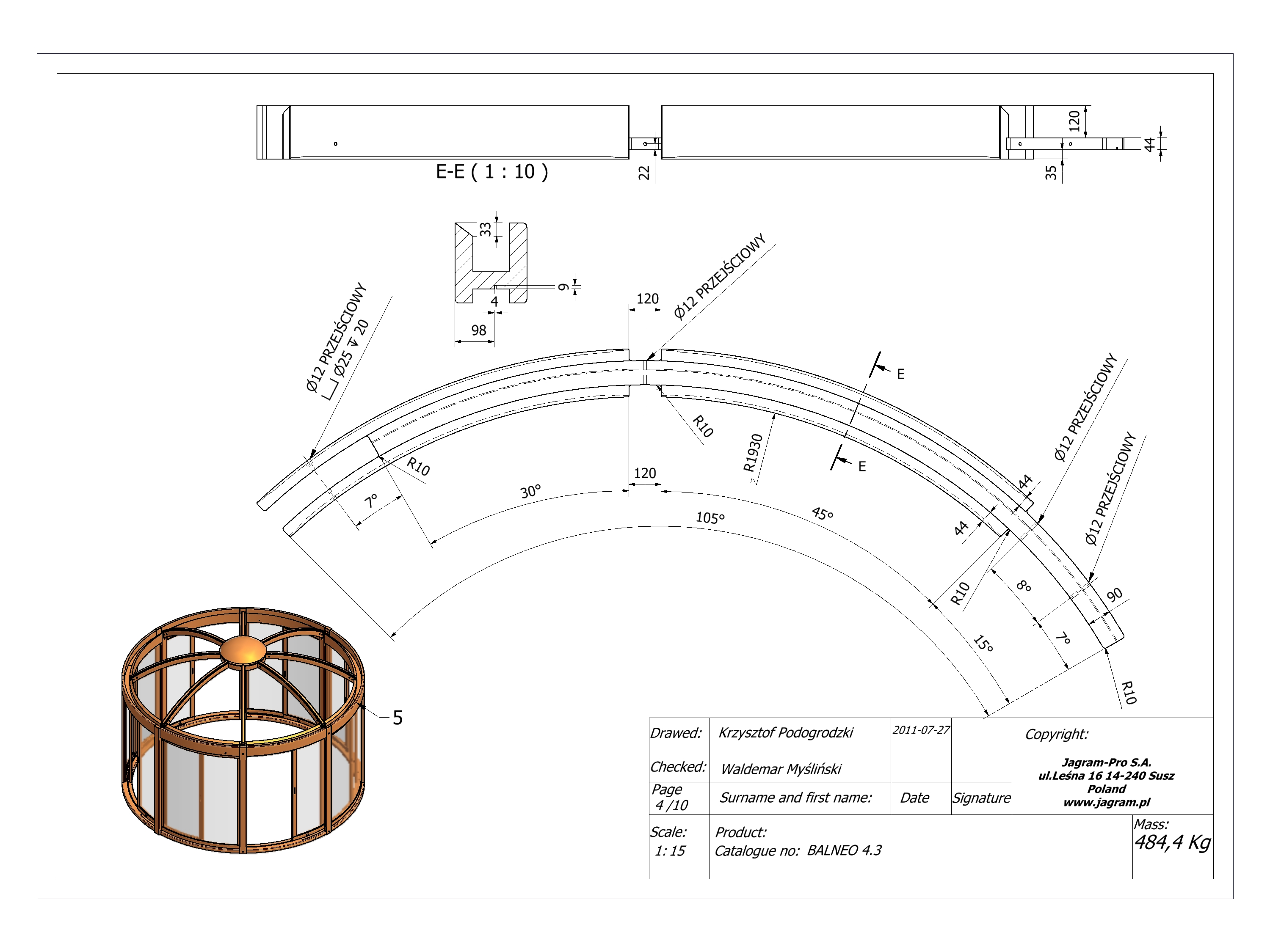 Assembly Instructions and Information