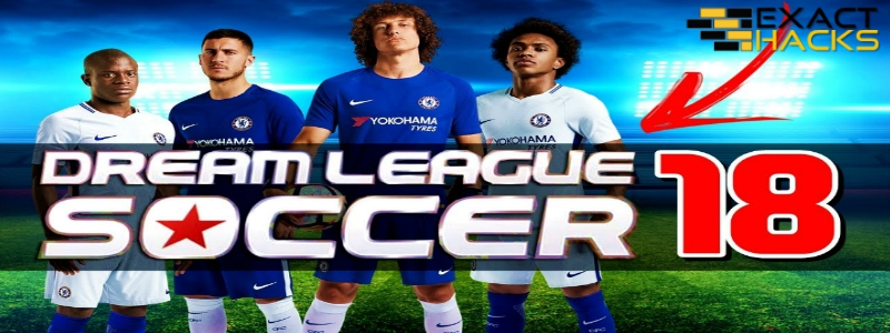 Dream League Soccer 2018 Exakt Hack Tool