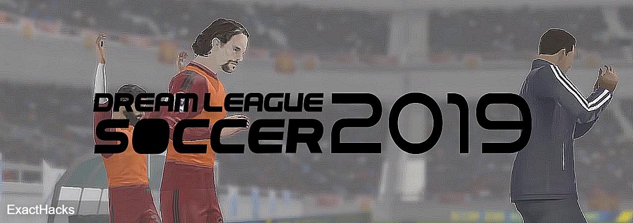Dream League Soccer 2019 Exakte Hack-Tool