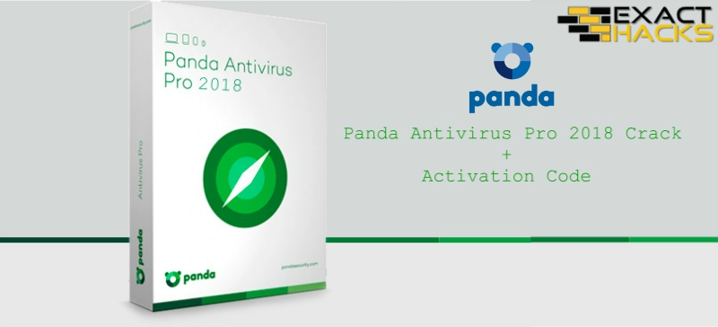 Panda Antivirus Pro 2018 bitak + activation Code