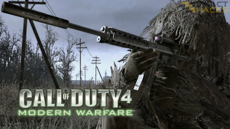 Oku ọrụ 4 Modern Warfare CD Key Generator