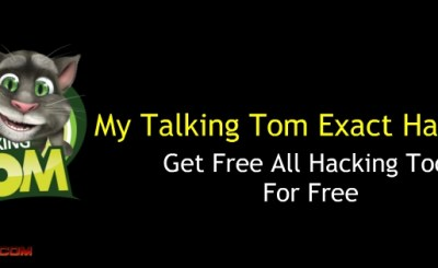 Мій Talking Tom Exact Hack Tool