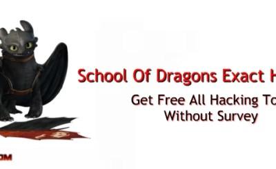 School Of Dragons Exact Hack Tool