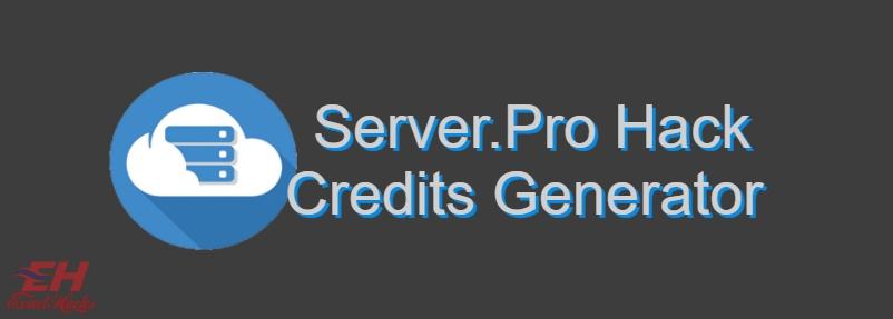 Server.Pro Credits Hack jenareta 2019