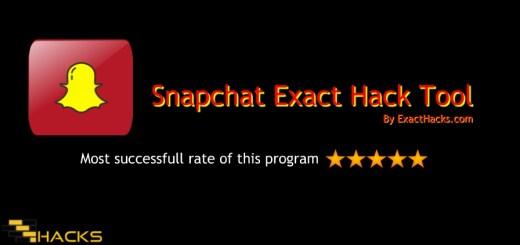 Snapchat Account Hack Tool 2018