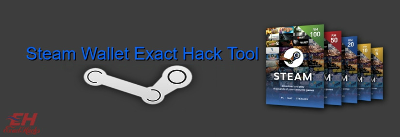 Steam Wallet Pontos Hack eszköz 2019