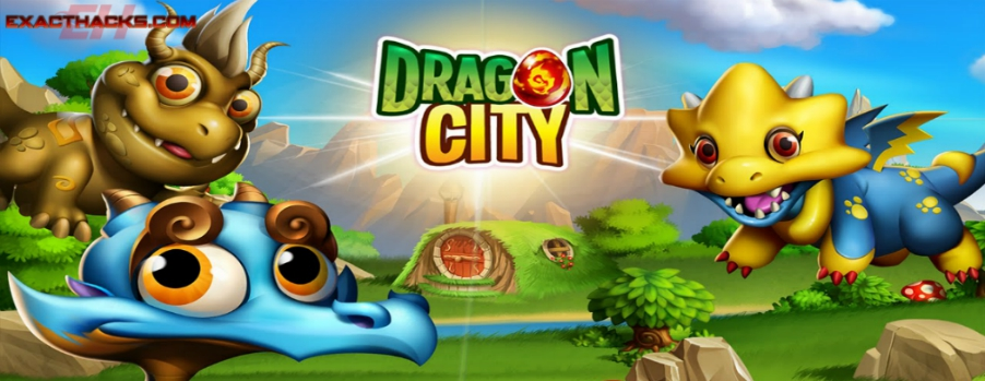Dragon City nse Ithuluzi Hack