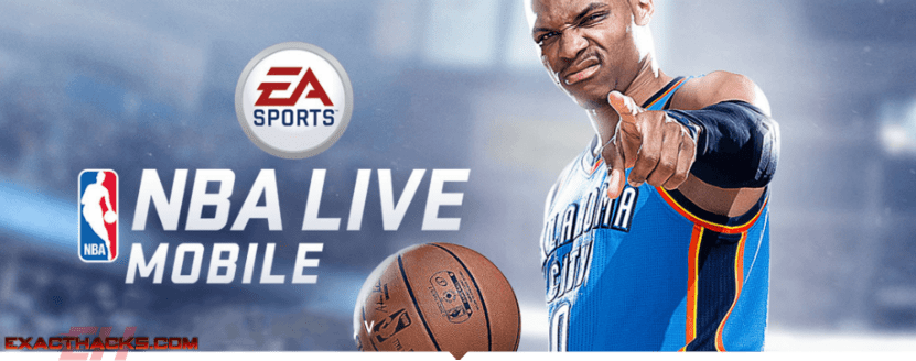 NBA Live Mobile Basketball tepat alat Hack