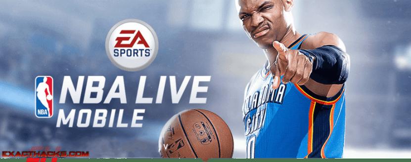 NBA Live Mobile Basketball saktë Hack Tool