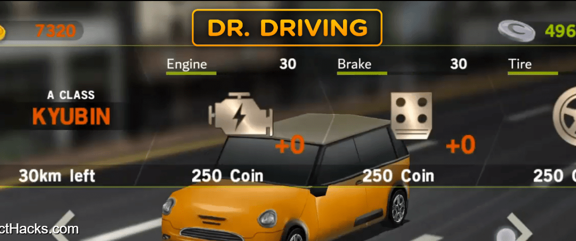 Dr Driving v3.35.0 APK Mod Unlimited Money