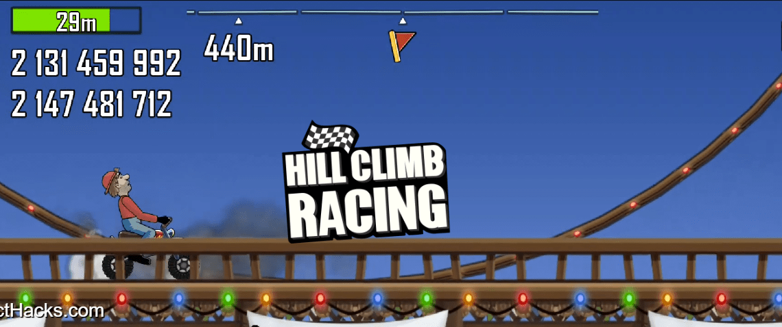 Hill Climb Racing v3.35.0 Apk Mod Unlimited Money