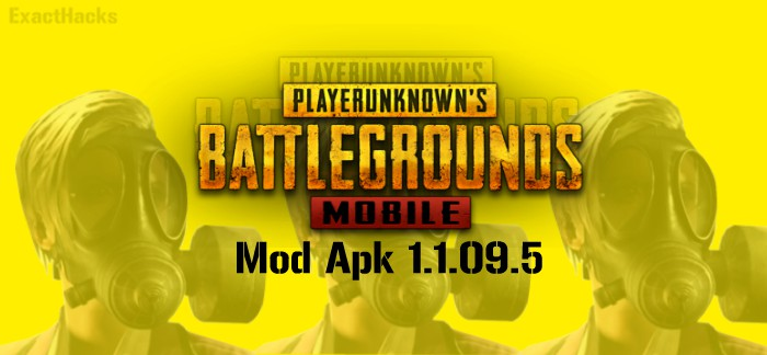 PUBG Mobile Mod Apk 1.1.09.5 Unlimited Money [Everything]