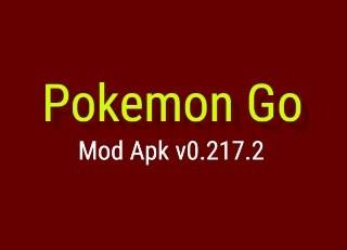 Pokemon Go Mod Apk v0.217.2 Unlimited Everything