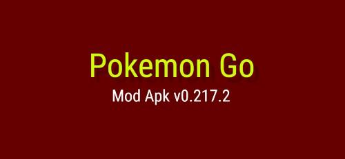 Pokemon Go Mod Apk v0.217.2 Необмежена кількість всього