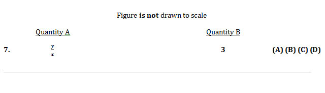 GRE Practice Question 7