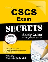CSCS Practice Study Guide