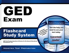 GED Practice Flashcards