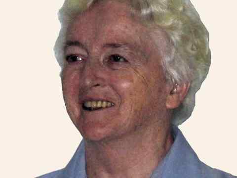 Maryknoll Sister Helen Marie Kenny