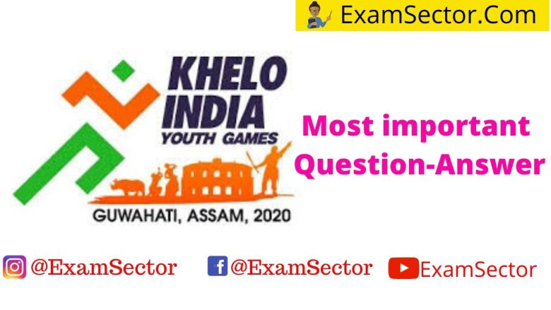 Khelo India Youth Games 2020 ,