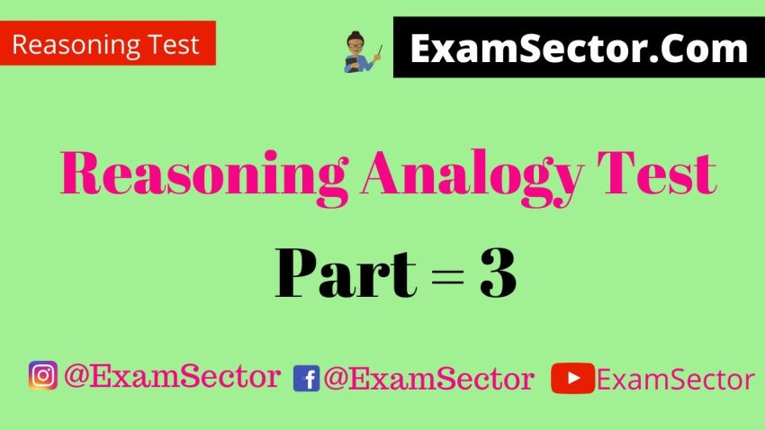 Analogy Question in hindi ,