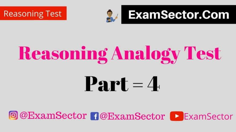 analogy questions in hindi pdf