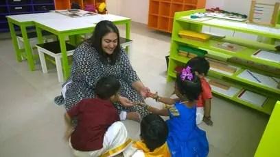little peepal Montessori school